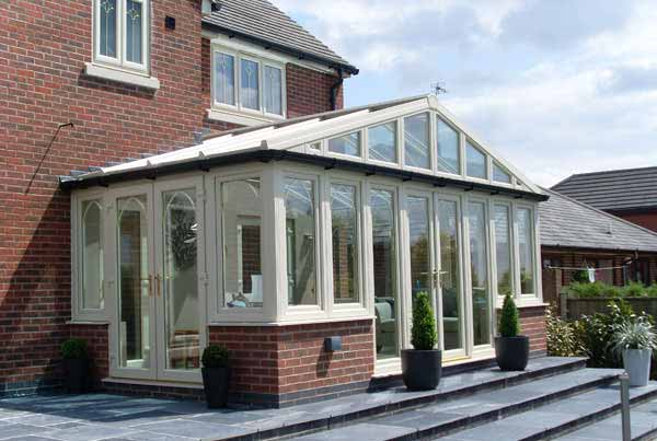 Gable End Conservatory Reading