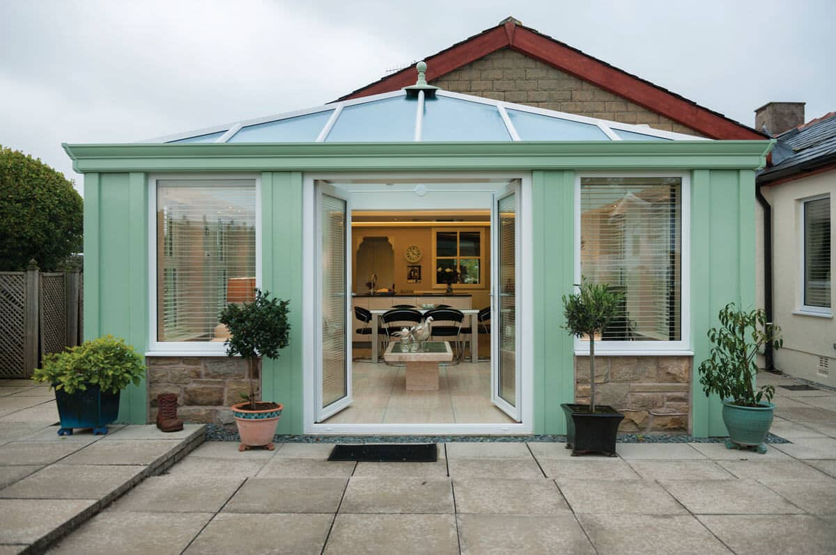 Conservatory Refurbishment Reading