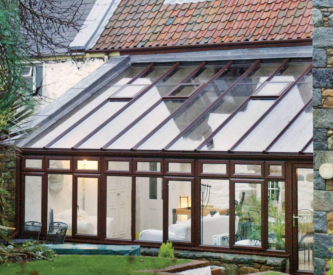 lean-to conservatories reading