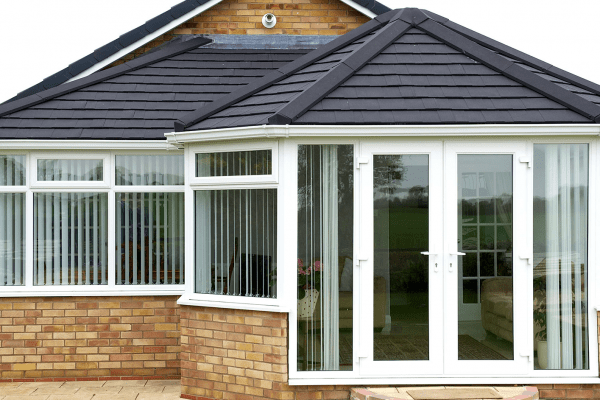 p-shaped conservatory Henley