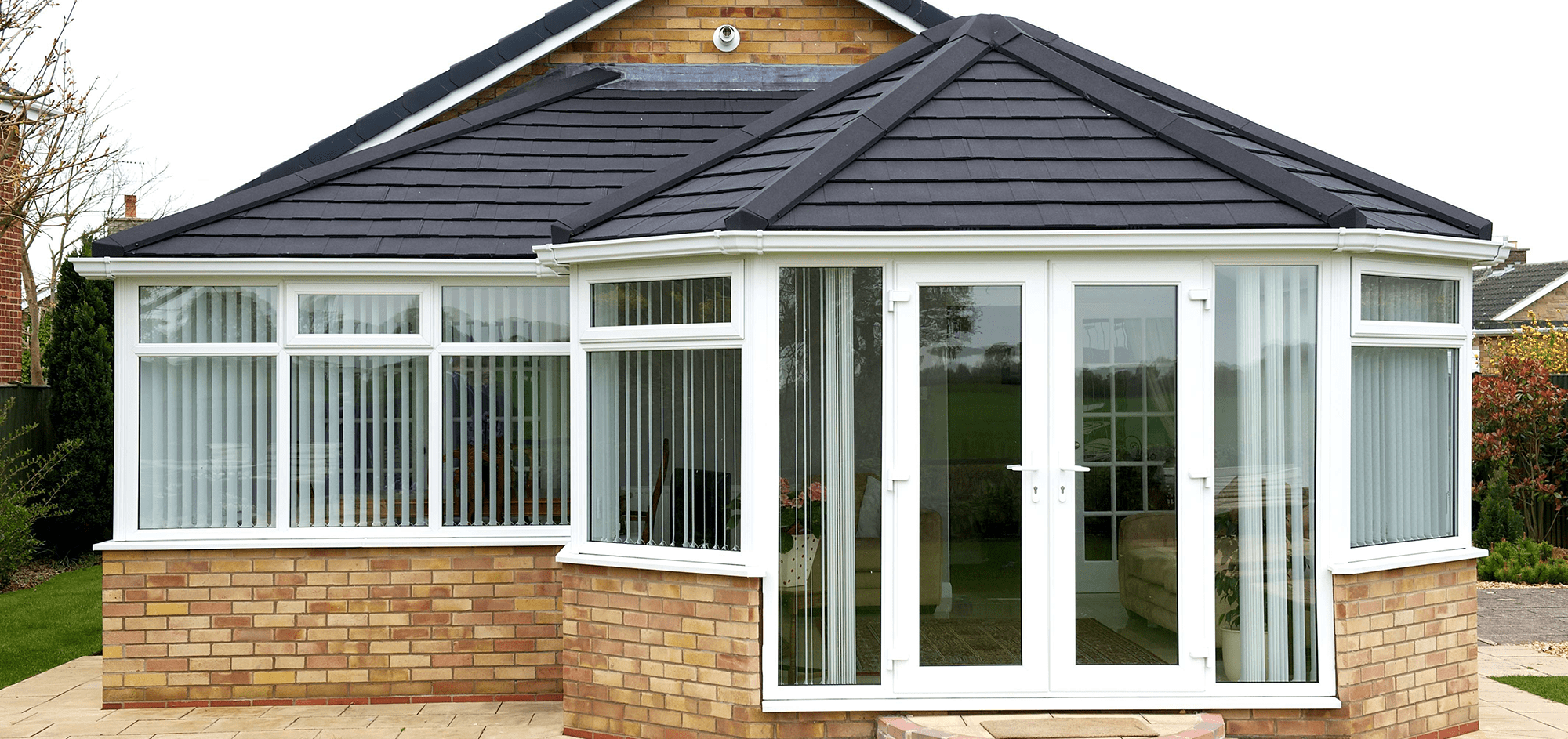 Tiled Conservatory Roof Cost Henley