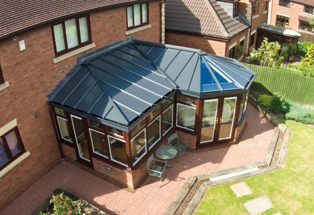 Replacement conservatory Roofs Reading