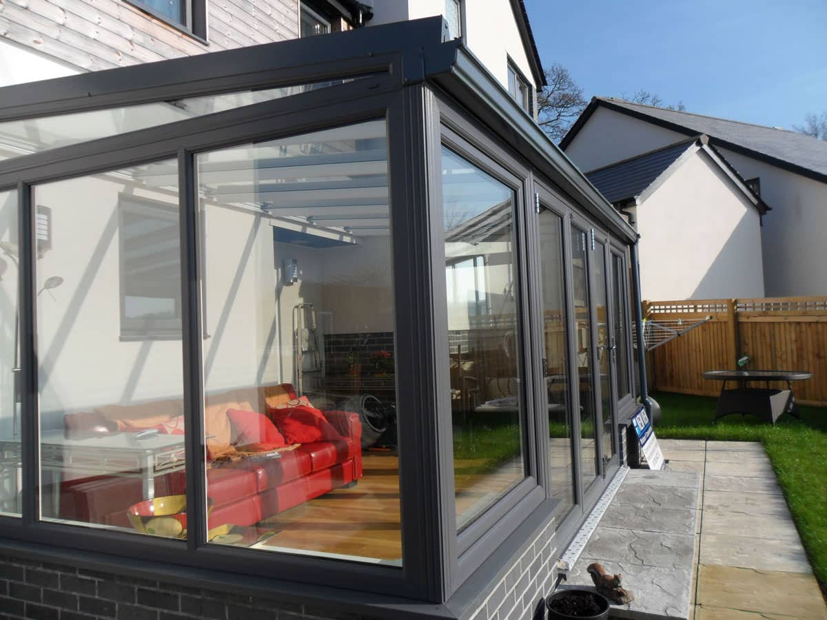 Glass Extensions Prices Earley