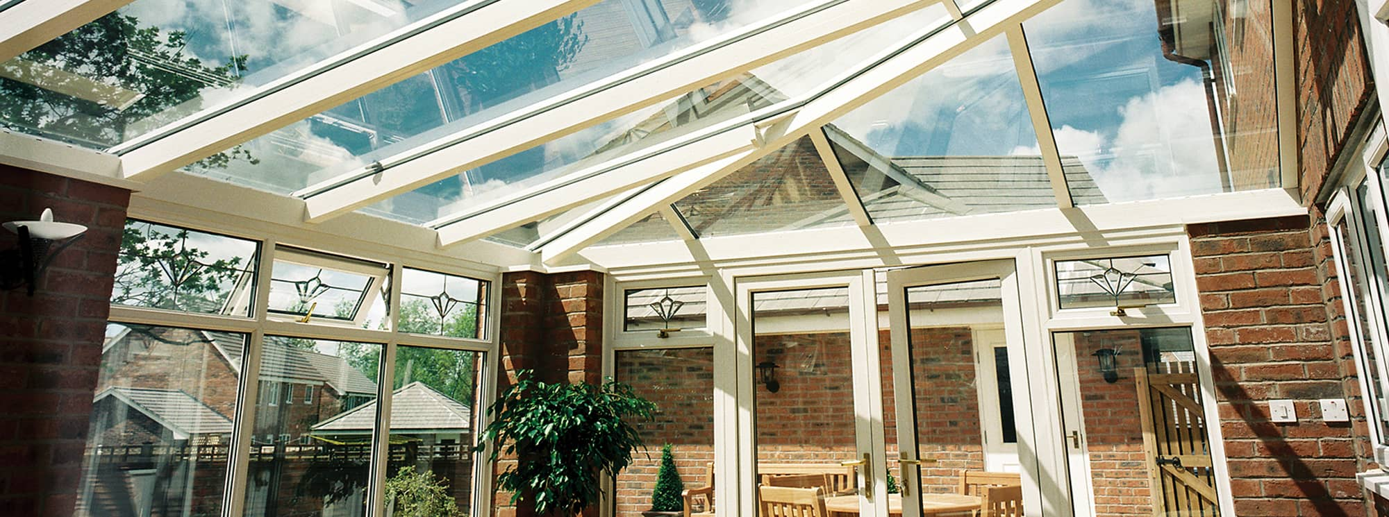 small lean to conservatories Burghfield