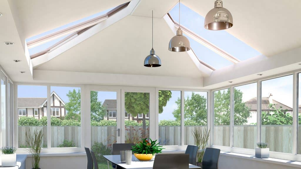 Solid Conservatory Roofs Reading Replacement
