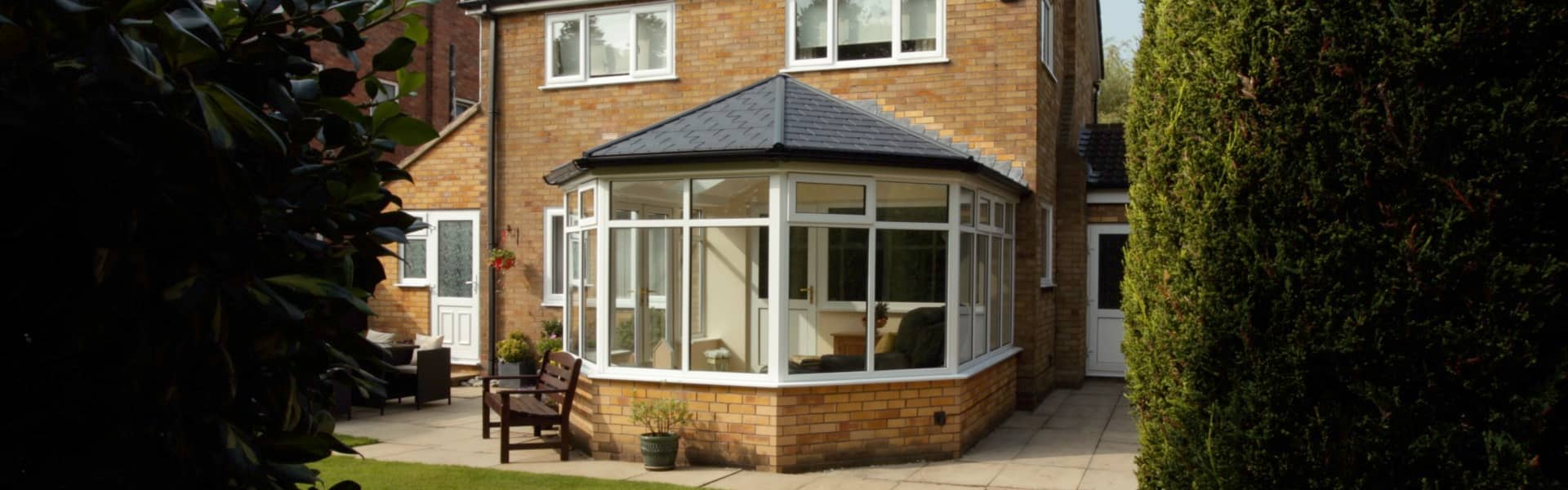 Tiled Conservatory Roofs Reading