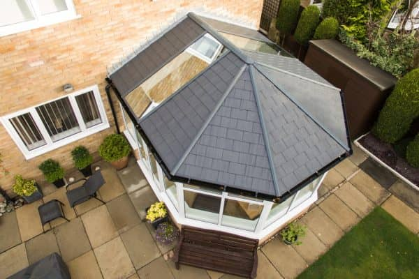 Tiled Conservatory Roof winnersh