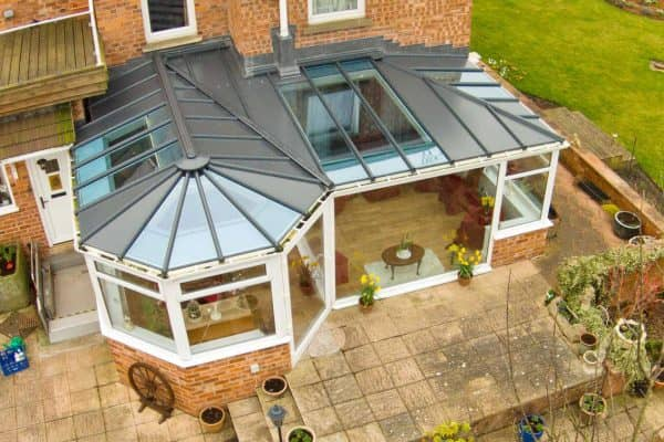 Conservatory roofs Thames Valley