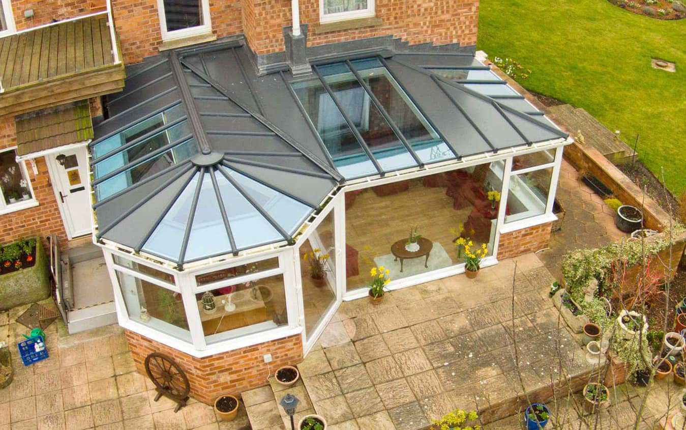 Conservatory roof prices Southcote
