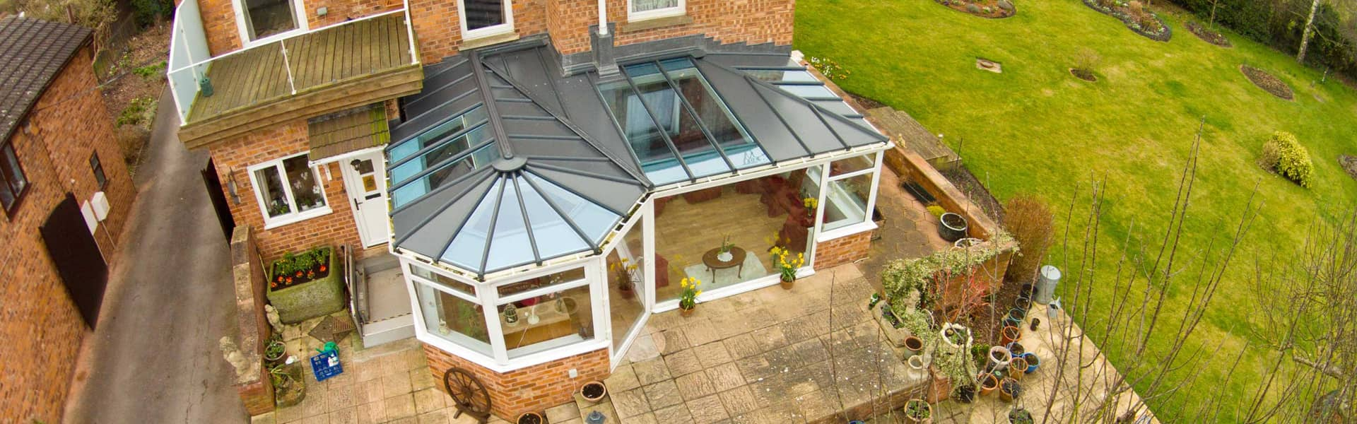 solid conservatory roof prices Wallingford