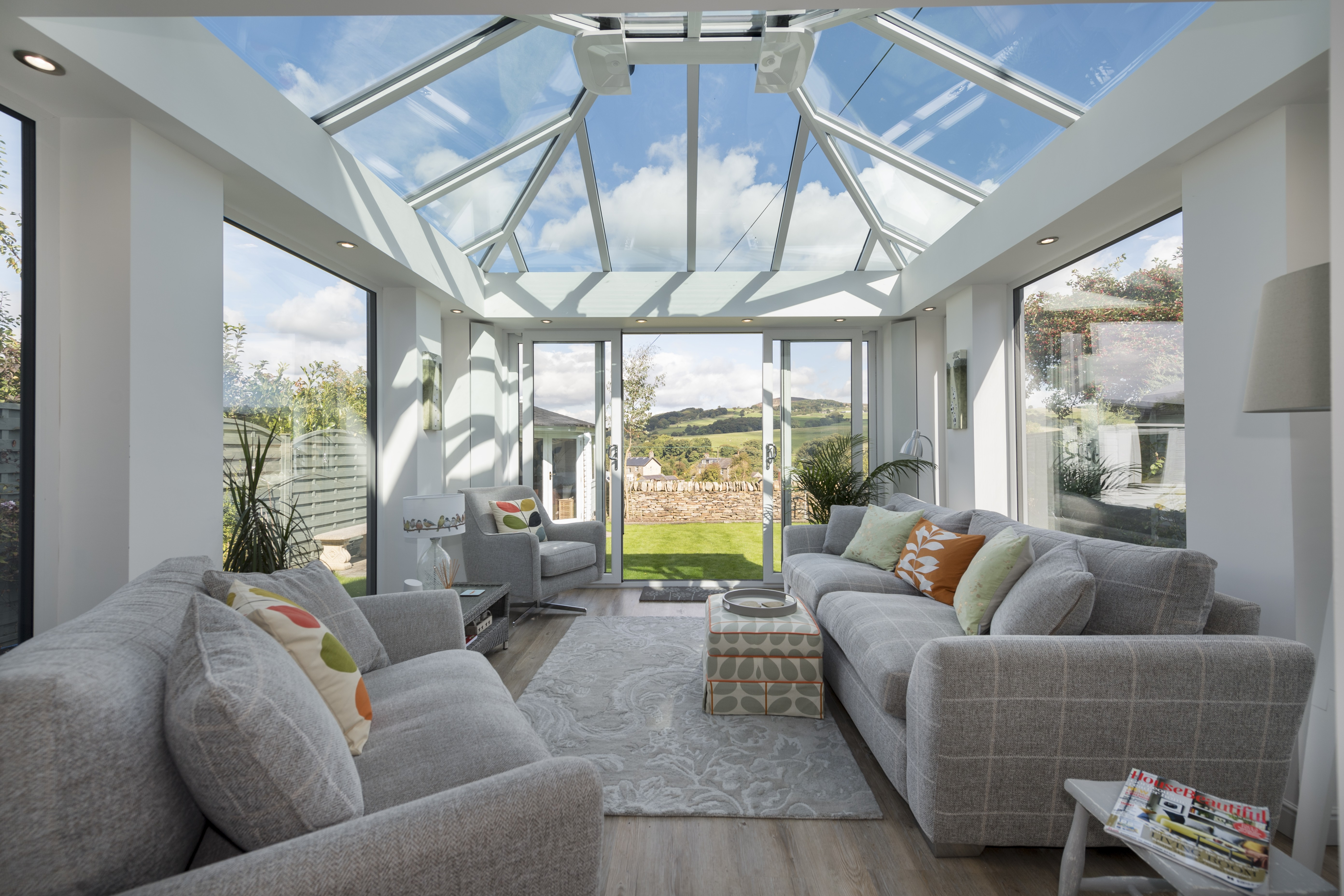 glass extension styles Wallingford