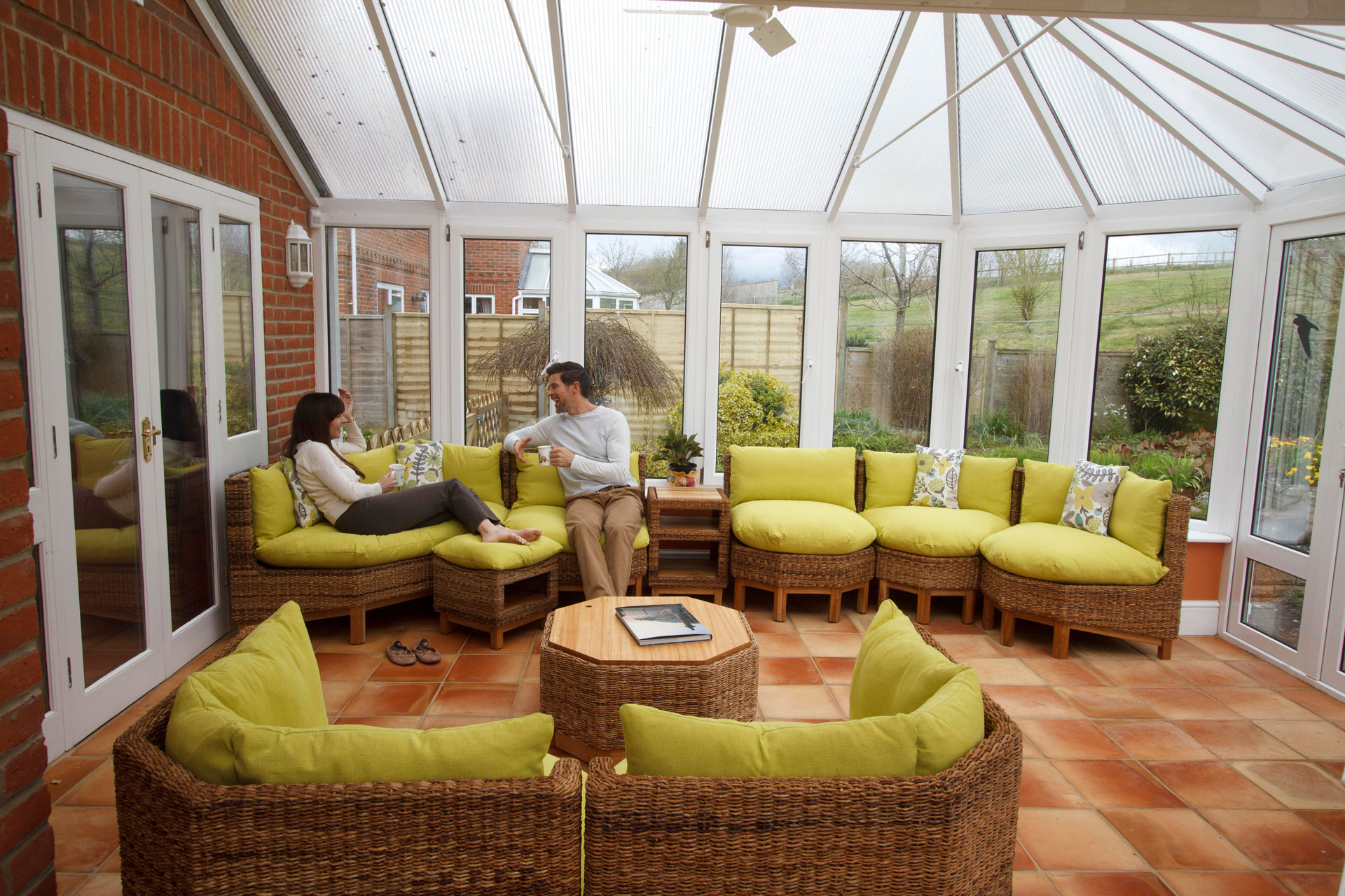 Conservatory Furniture Collection