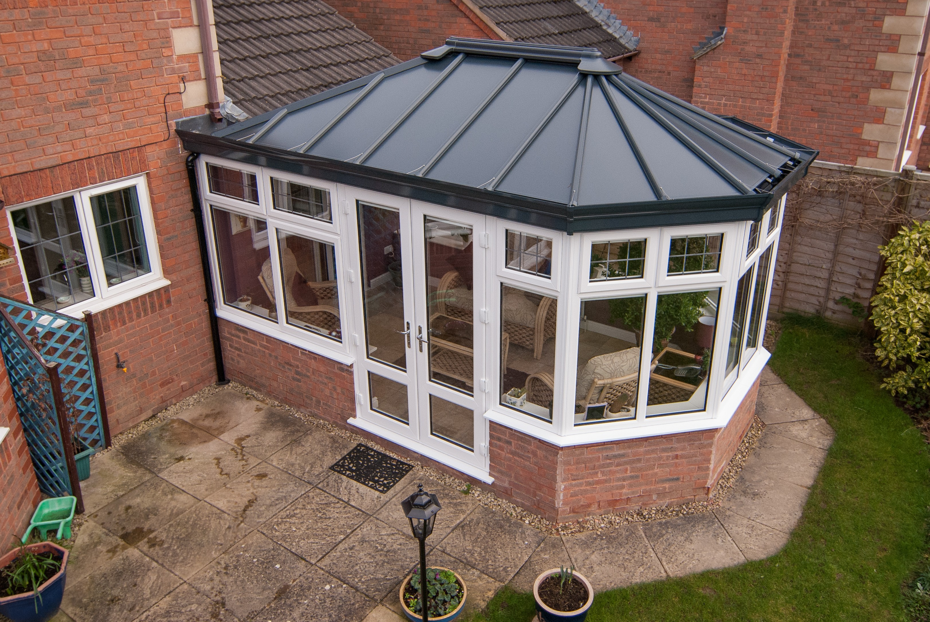Solid Conservatory Roof Henley