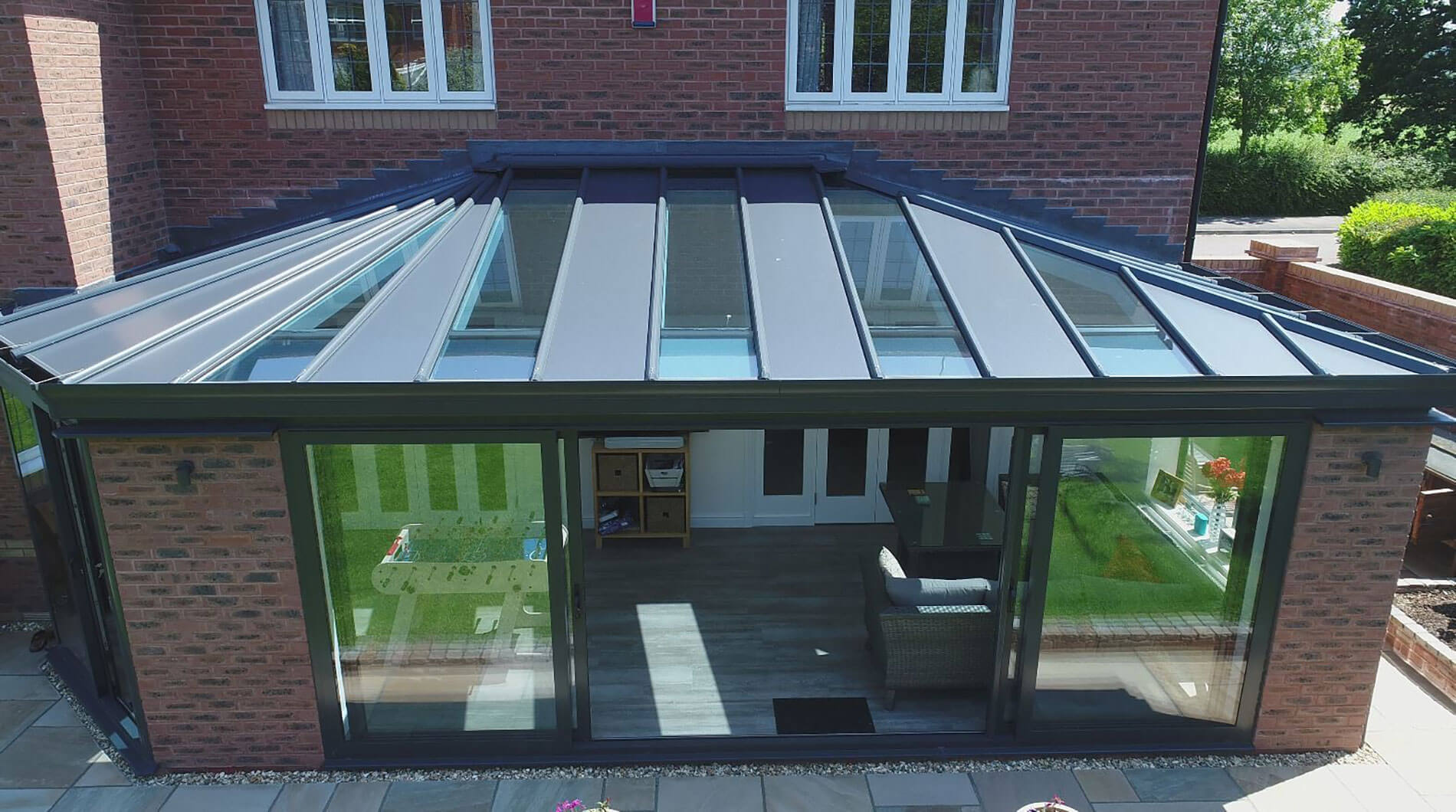 Replacing Conservatories