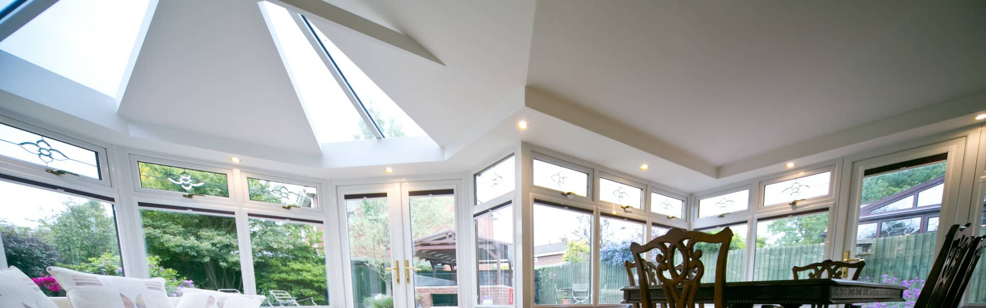 southcote solid roof conservatory