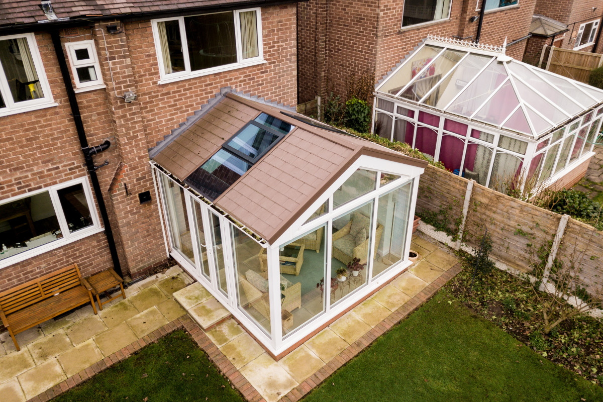 tiled conservatory roofs prices tilehurst