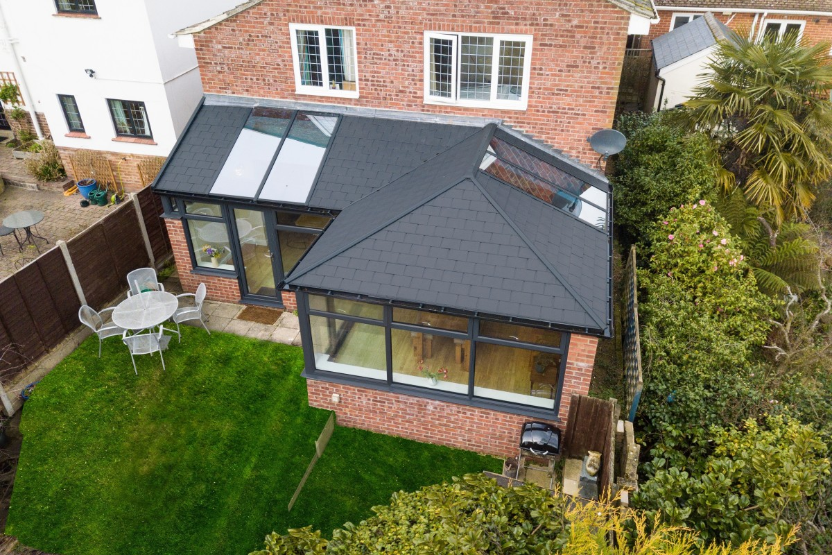 tiled roof conservatory costs southcote