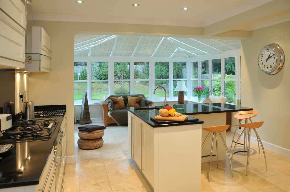 add value with conservatory