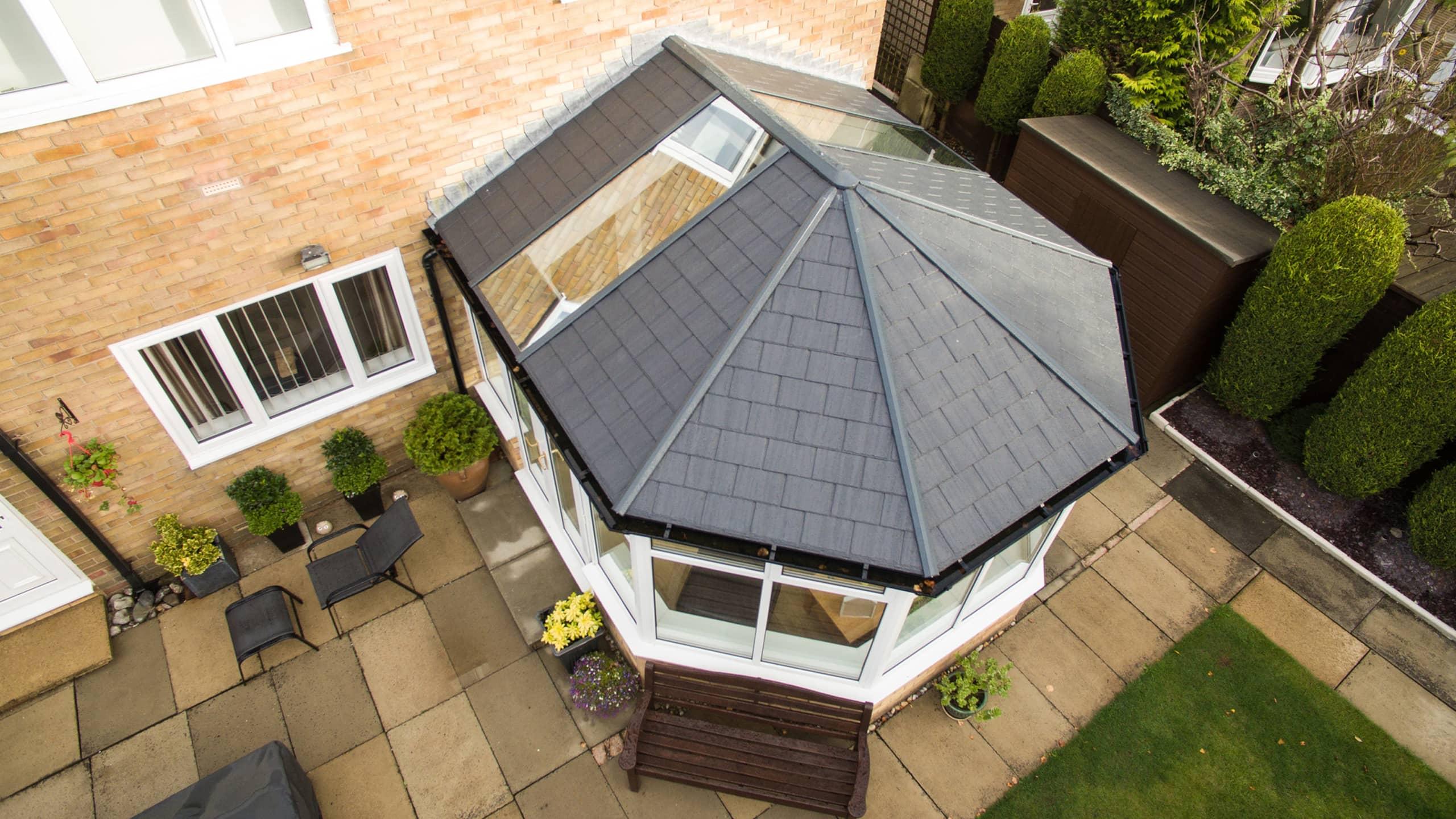 why do conservatories get condensation