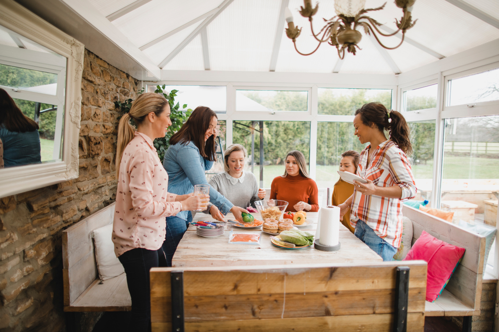conservatory add value
